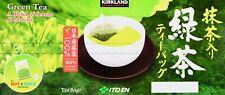 Kirkland Signature Ito En Japanese Green Tea Sencha & Matcha Individually Sealed