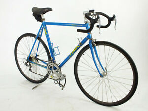 Vintage 1990 Trek 1200 Road Bike 57cm Shimano 105 Aluminum Frame 700c Matrix