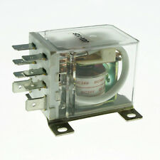 12VDC 30A DPDT Power Relay Motor Control Silver Alloy