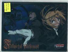 Full Metal Fullmetal Alchemist The Movie mini Shitajiki Pencil Board mousepad 1