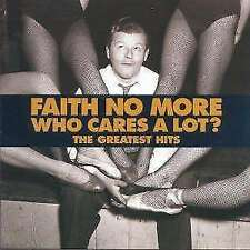 Faith No More - Who Cares A Lot? The Greatest NEW CD