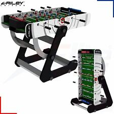 Riley 4FT Football Games Table - Vertical Folding