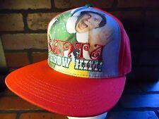 ELF Movie Santa I Know Him Farrell Cap Snapback Hat NEW