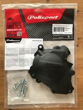HONDA  CRF 450 R   2017-2018  IGNITION COVER PROTECTOR GUARD BLACK