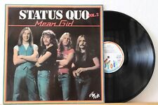 "12"" LP - STATUS QUO - Vol.2 - Mean Girl - French Only - (Vogue) Mode - 1971"