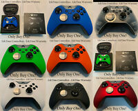 Custom XBOX ONE ELITE Edition Wireless Controller All Colors - LifeTime Warranty