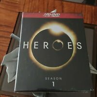 NEW HEROES 1st Season 1 TV 12 hrs Additional Features Superheroes HD DVD