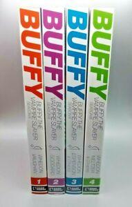 Buffy the Vampire Slayer Season 8 Library Edition Vol. 1-4 Set Lot