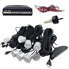 Einparkhilfe 8 Sensoren Nachrüsten vorne hinten, Parkhilfe Rückfahrsystem AUTO
