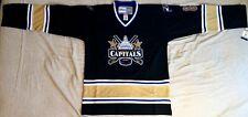 2006 Alexander Ovechkin Washington Capitals Black Jersey Size Men's Medium
