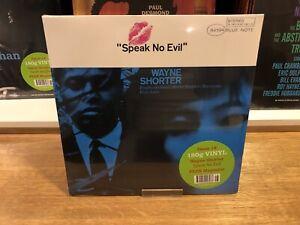 "WAYNE SHORTER - "" SPEAK NO EVIL "" - JAZZ AT 33 1/3 - VINYL DISC - DeAGOSTINI"