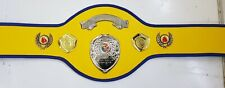 Champion boxering Belt