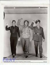 Guy Madison Robert Mitchum Bill Williams VINTAGE Photo Till The End Of Time