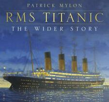 RMS Titanic - The Wider Story, Excellent, Books, mon0000151238