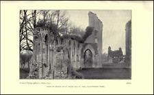 339 Vintage & seltene Bücher über Genealogie, soziale und allgemeine Geschichte von Somerset