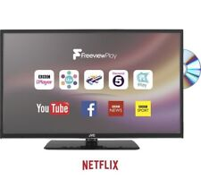 """JVC LT-32C675 32"""" Smart LED TV with Built-in DVD Player (HD Ready 720p)"""