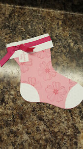 1 Stampin' Up! Baby Shower Stocking Card