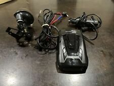 Whistler Cr90 Radar Detector With Cigarette Lighter And Direct Power Cords