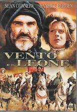 Dvd IL VENTO E IL LEONE - (1975) *** Sean Connery *** ......NUOVO