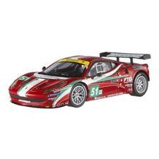 LeMans Ferrari Plastic Diecast Racing Cars