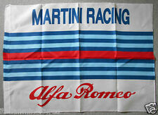 Alfa Romeo 155 DTM Martini Racing Flag Banner 1995 92cm x 66cm Folded From New