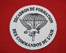 Insigne militaire patch armée écusson Escadron de Formation Commandos de l'Air