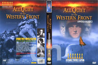 All Quiet On The Western Front (1930) - Lewis Milestone, Louis Wolheim  DVD NEW
