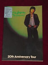 CLIFF RICHARD 20th ANNIVERSARY TOUR UK TOUR 1978 PROGRAMME & TICKET! SOUTHAMPTON