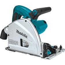 Makita SP6000J-R 6‑1/2 in. Plunge Circular Saw, Stackable Tool Case