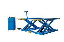 3000Kg/2.2Kw/240V Portable Mid-Rise Auto Car Scissor Lift Hoist With CE Standard