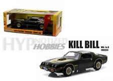 GREENLIGHT 1:18 KILL BILL VOL.2 MOVIE 1979 PONTIAC FIREBIRD T/A 12951