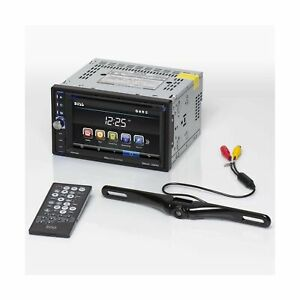 BOSS Audio Systems BVB9358RC Car DVD Player with Rearview Camera - Double Din...