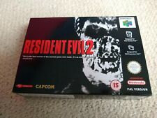 Resident Evil 2 N64 in Collector's Condition
