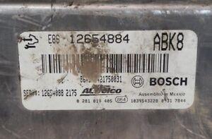2013-2014 Chevrolet / GMC Pickup 6.6L Diesel Engine Control Unit - #12654884