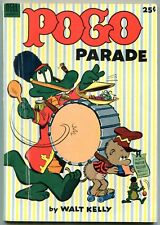 POGO PARADE #1 1953-DELL GIANT-WALT KELLY ART 100 PAGES VG/FN