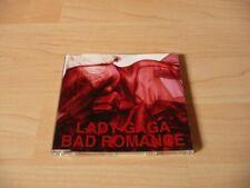 Maxi CD Lady Gaga - Bad romance + Just dance - 2009