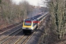 PHOTO  HST AT ENBORNE FGW LIVERY