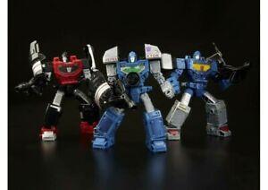 Hasbro Transformers Generations War for Cybertron: Siege Deluxe Refraktor 3-Pack