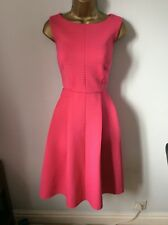 COAST hot pink dress size 12 14 vgc