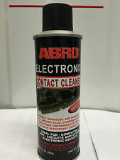 ABRO Electronic Contact Cleaner cleans Fuses, cables,Switches, computers  240ml