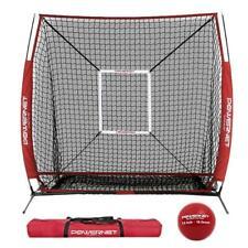 PowerNet 5x5 Baseball Softball Practice Net