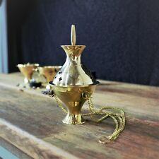 Brass Charcoal Burner - Gift Pack