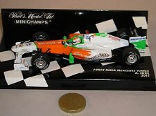 Minichamps 410 110014 Force India Mercedes VJM04 F1 Formula Car 2011A Sutil 1:43