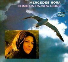 Como un Pajaro Libre [Digipak] by Mercedes Sosa (CD, Nov-2010, Universal Music)