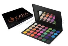 KARA 35 Color Eye Shadow Palette Highly Pigmented Bright & Matte Eyeshadow #ES02