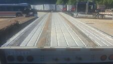 2005 Fontaine 48 Foot Flatbed Trailer