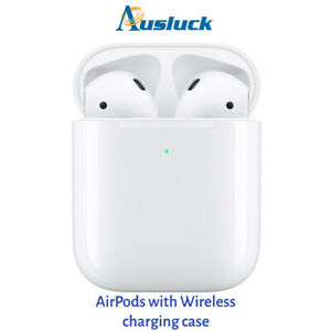 "APPLE AirPods (2ND GEN) WITH WIRELESS CHARGING CASE MRXJ2ZA/A  ""AUSLUCK"""