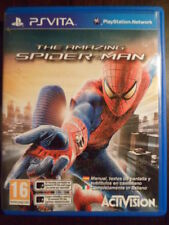 The Amazing Spiderman Spider-Man PS Vita En castellano Playable in English