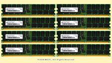 Server RAM 32GB 8x 4GB FIT Dell Poweredge 2970 SC1435 6950 R300 PC2-5300P Memory