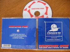 JEAN-MICHEL JARRE Together Now Rare Japan Picture-CD Very Limited & Very Rare !